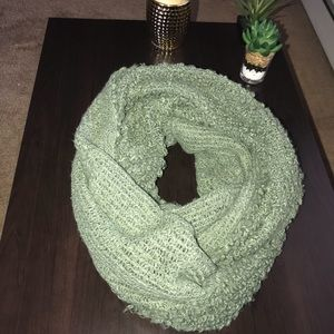 Free people thick/chunky, knit infinity scarf